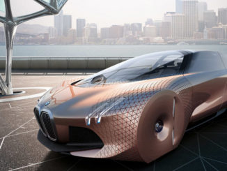 BMW Robot Car