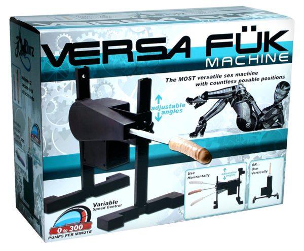 versa sex machine box