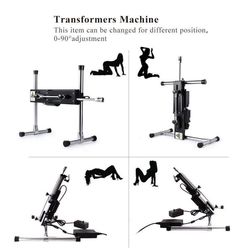 Machine forced sex — 8